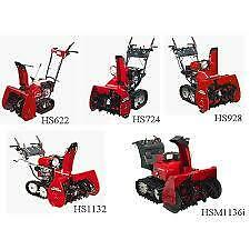 WANTED Honda  snowblowers in need of repair. any age considered Kitchener / Waterloo Kitchener Area image 1