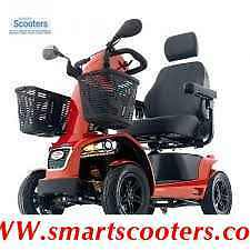 The Go anywhere scooter that rodes lika car Freeroder Fr1