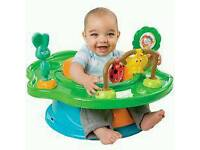 Infant3-Stage Super Seat Forest Friends, great condition
