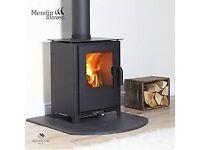 Mendip Loxton 5 kw Woodburning/ Multifuel Stove (brand new)