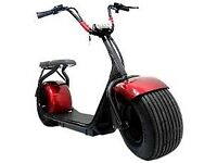 Harley Big Tyre Electric Scooters