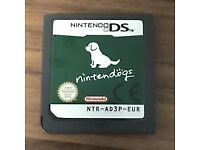 Nintendogs DS Lite game