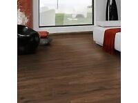 Laminate Flooring Tuscany Walnut 31.965sqm2
