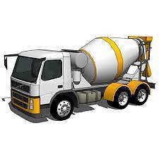 CONCRETE TRUCK RUN- New 12 year contract - Netting $3225 P/ Week! Dean Park Blacktown Area Preview