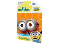 @@ Minions Goggles Get ready for DESPICABLE ME 3 Film released 30th June @@