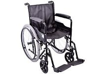 I have 3 wheelchairs to sell, which are hand propelling, new