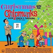 christmas with the chipmunks 33 tour Lp