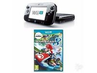 Nintendo Wii U 32GB Mario Kart 8 Premium Pack. WILL THE PERSON THAT TEXT ME TODAY PLEASE CALL.