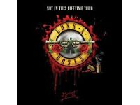 Guns n Roses, Slane Castle Dublin Tickets, Selling at price Paid