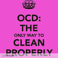 OCD THE ONLY REAL CLEANING  CLEANING SERVICE