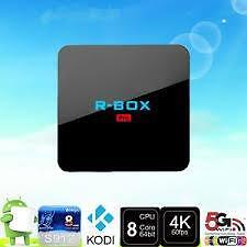 Weekly Promotion!    eGalaxy  R-BOX 8-Core 4K Original Android TV box $149(was$169)
