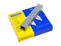 Rapesco 923 staples 12mm and 14mm - agrafes • heftklammern • grapas • punti • agrafos