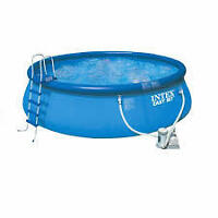 18 ft round x 48 inch high Easy set Intex Pool