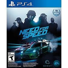 BRAND NEW UNOPENED NEED FOR SPEED