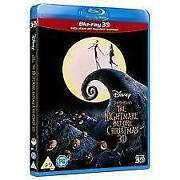 Nightmare Before Christmas Blu Ray