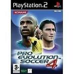 Pro Evolution Soccer 4 (ps2 used game)