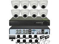 full HD AHD cctv camera system