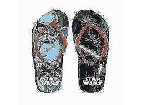 Star wars flip flops: Size 9/10