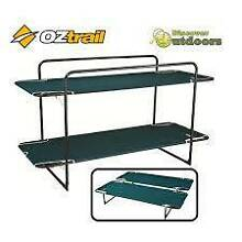 Oztrail bunk beds Rochedale South Brisbane South East Preview