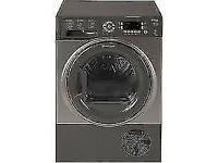 HOTPOINT Aquarius Condenser Tumble Dryer - Graphite Brand New
