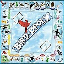 New Bird-Opoly Monopoly Game