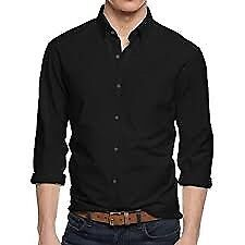 5 mens medium black shirts 3 new in wrapper, 1 opened unworn with tags attached 1 worn once