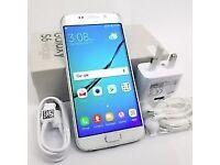 Samsung s6 edge 64gb 2 weeks old unlocked