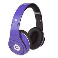 Purple Dr.Dre Beats