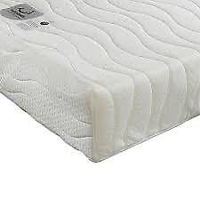 Orthopaedic Foam Mattress - Nearly New!