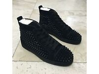 Christian Louboutin Men's spiked shoes sneakers not Giuseppe Zanotti Gucci balenciaga Valentino