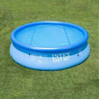 Inflatable 8 foot pool