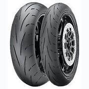 Honda CBR 600 RR Tires