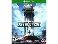 Start wars Battlefront