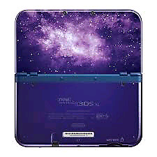 Galaxy Edition Nintendo 3ds XL Modded