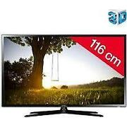 Samsung LED TV 46 3D