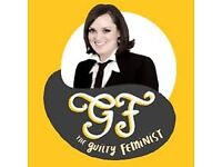 2x Guilty Feminist Tickets - Southampton NST
