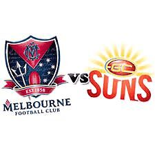 Melbourne vs Gold Coast AFL TICKETS Melbourne CBD Melbourne City Preview