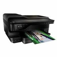 New HP OFFICEJET 7610 Wide Format e-all-in-one Printer