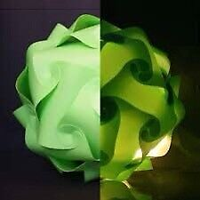 Puzzle ball Lamp