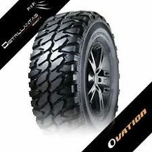 4X4 tyres. NEW. Wholesale prices. Hobart CBD Hobart City Preview
