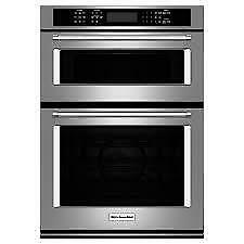 KitchenAid Microwave Wall Ovens KOCE500ESS (KA640)
