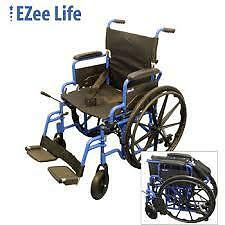 "Sale !!!! on Wheelchair New in Box- Seat Size 18""-19"""