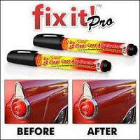 3 X Stylo de réparation d'éraflure de voiture Fix It Pro Simoniz