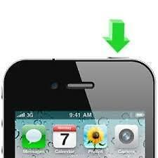 ** iPhone 4 4s power button top lock repair FAST **