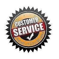 CUSTOMER SERVICE POSITIONS AVAILABLE