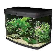 used Love fish 37L LED lights fish tank aquarium wembley kot