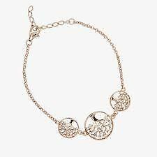 Rose Gold Warren James Necklace & Bracelet