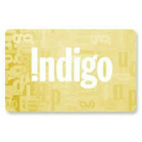 chapters indigo gift cards $45 value
