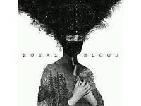Royal blood NEW cd album