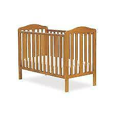 Travel cot and various baby accessories